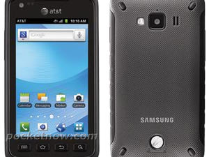 Images of AT&T's Rugby Smart Rugged Android Device Leaked