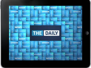 Even On the iPad, The Daily Hasn't Quite Redefined How News is Consumed
