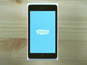 Skype For Windows Phone Gets Doodle Feature