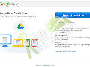 Google Drive to Let You Edit Documents On Mobile Devices, Offer 5GB of Free Storage