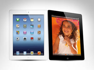 Apple Announces New iPad with Retina Display, A5X Quad-Core Graphics Chip, 5MP iSight Camera, 4G LTE