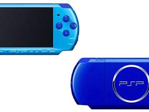 Sony Launches New Sky Blue/Marine Blue PSP-3000 for Japanese Gamers
