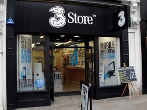Three's 'Feel at Home' roaming expands to another 24 countries