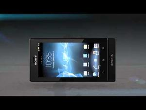 Sony Shows Off 'Floating Touch' Navigation & SmartTags for New Xperia Sola [Video]