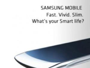 Another Samsung Galaxy S III Render Appears in Leaked Press Invite
