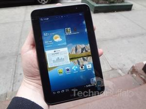 Samsung Begins Rolling Out Jelly Bean to Galaxy Tab 2 7.0