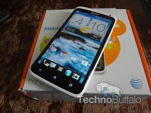 AT&T HTC One X Android 4.1 Jelly Bean Update Now Available