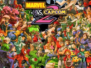 Hadouken On the Go With Marvel vs. Capcom 2; Available Now for iOS