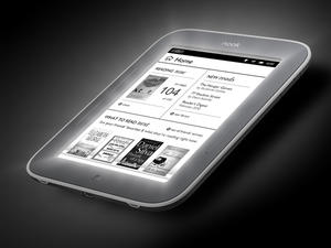 Barnes & Noble Nook Simple Touch with GlowLight Now Shipping; Demand Tight