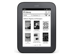 """Leaked Image Suggests NOOK Simple Touch With """"GlowLight"""" Display Incoming"""