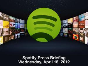 """Spotify to Make """"Special Announcement"""" On April 18th"""