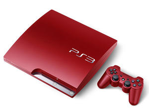PlayStation 3 Available in Scarlet Red from May 4 in U.K.