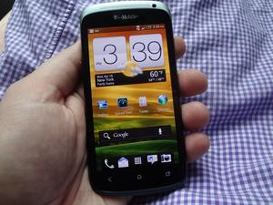 T-Mobile's HTC One S Comes in Black, Just Not for Customers