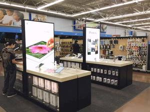 Walmart Begins Outfitting Stores With Dedicated Apple Product Counters