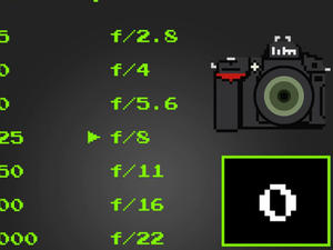 Gnarly 8-Bit Photography Tutorial Tackles Aperture, Shutter Speed and ISO