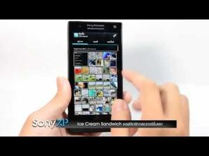 Want to See Ice Cream Sandwich Running on the Sony Xperia S? [Video]