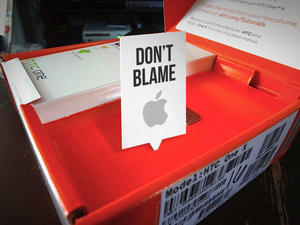 Can't Get a One X or EVO 4G LTE? Don't Blame Apple or HTC
