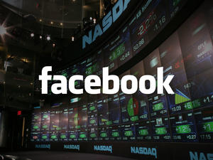 Facebook Stock Closes Out its First Day of Trading with a Whimper