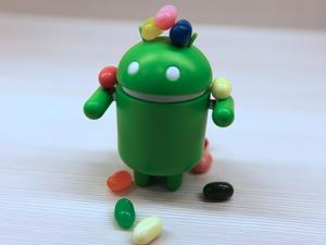 Android Jelly Bean Surpasses Double Digit Distribution Over the Holidays