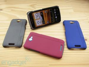 HTC Brings a Kickstand to the One S With Official Snap-On Cases