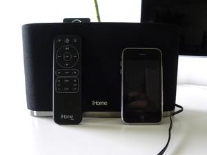 iHome iW2 AirPlay Speaker Dock Quick review