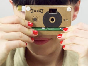 Is Ikea's New Cardboard Camera the Ultimate Point-and-Shoot?