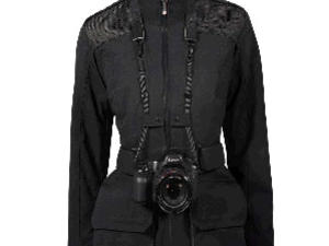Ladies - This Field Jacket Fits Like a Glove, Schleps Your DSLR Like a Dream
