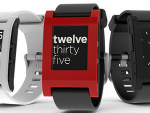 Pebble Now Available at Target in White, Black and Red Models