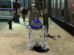 R2-D2 Wreaks Havoc on Liberty City in this GTA IV Mod (Video)