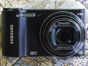Samsung WB150F review: The Wi-Fi Point-and-Shoot