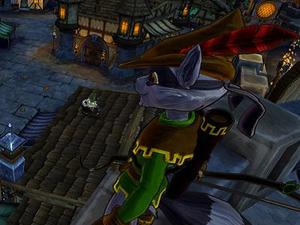Sly Cooper: Thieves in Time also Bound for PS Vita