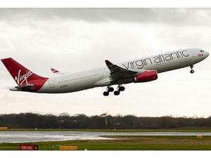 """""""Dude, Guess Where I'm Calling From"""": Virgin Atlantic To Enable Mid-Air Cell Calls"""