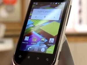 Vodafone U.K. Unveils Smart II, A Budget Android Handset That Costs Just £70