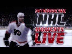 Relive Moments of Glory with NHL 13's NHL Moments Live