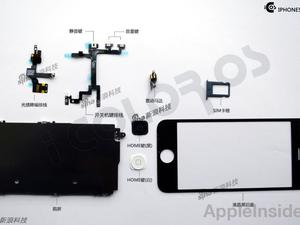 iPhone 5 Internals Get Pictured Ahead of Launch