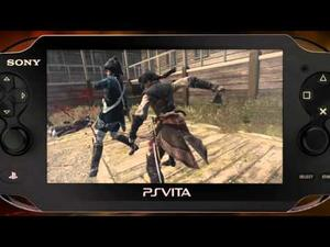 Assassin's Creed III for PS Vita's New Touchy Trailer