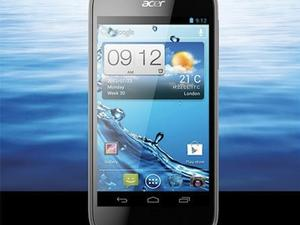 Acer Prepping Windows Phone 8 Device, 5 Android Smartphones for Next Year