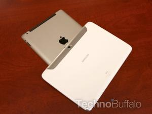Samsung Galaxy Tab Family Doesn't Infringe on iPad Design Patents, Dutch Court Rules