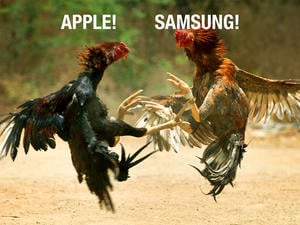 Tech giants side with Samsung to appeal Apple patent trial