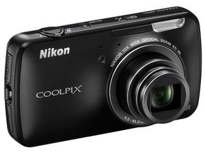 Nikon Makes Android-Powered Coolpix S800c Official