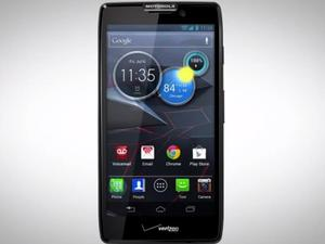 Droid RAZR HD Shows Up in Training Videos