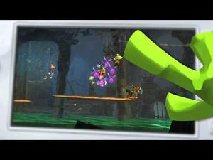 Rayman Legends Exclusive to Wii U; Dig the New Trailer