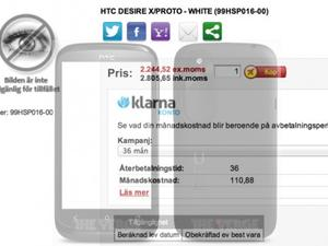 HTC Proto Expected to Launch as 'Desire X' at IFA 2012