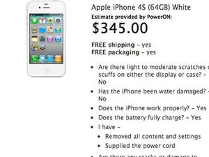Want to Fund Your Next-Gen iPhone? Apple Offers Up To $345 For iPhone 4S Trade-ins