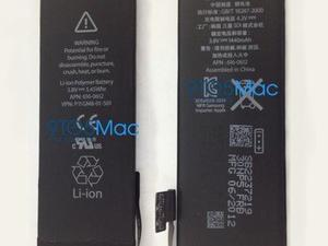 Taller iPhone 5 Battery Surfaces With Larger 1,440 mAh Capacity