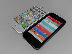 iPhone 5 Front Panel and Flex Cables Compared to iPhone 4S Parts, Galaxy S III (Video)
