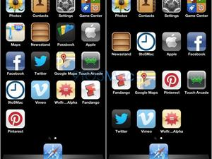 Apple's iOS 6 Automatically Scales to Fit Taller iPhone Display