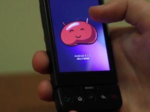 Jelly Bean Ported to World's First Android Smartphone, the HTC G1 [Video]