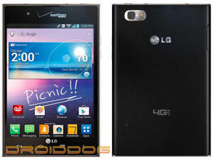 LG Intuition May Launch on Sept. 15