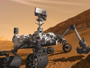 Curiosity's New Discovery Further Suggests Life on Mars